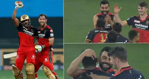 Maxwell-Bharath Partnership Awesome Goalie Praise