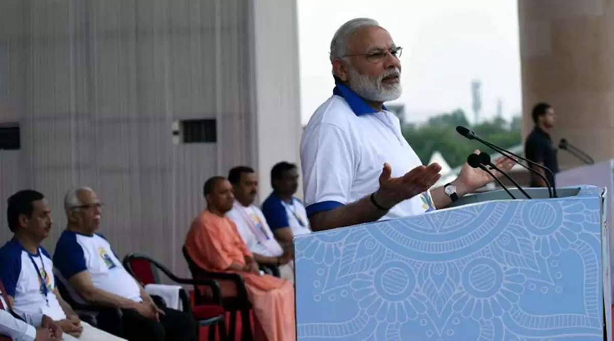 Citing Tirukurla, Prime Minister Modi 'Yoga Day Speech'