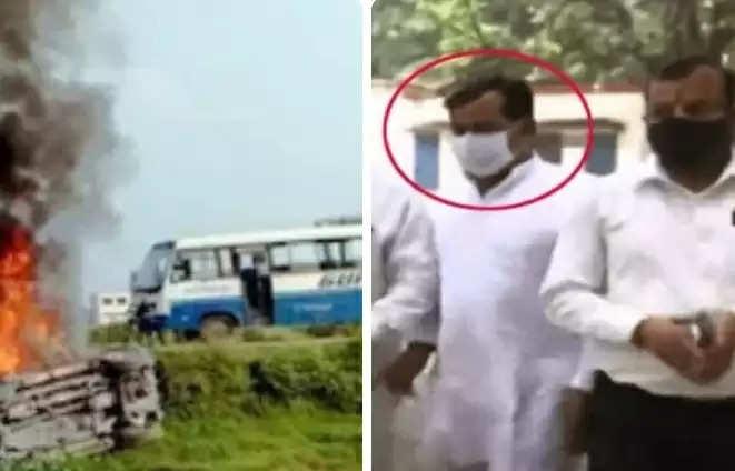 Murder case Police probe Union minister's son