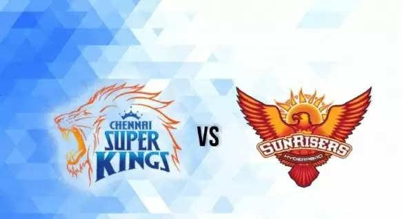 IPL carving Will Hyderabad break Chennai match today