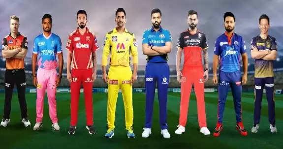 IPL Statistics First, Second, Favorite Teams ..
