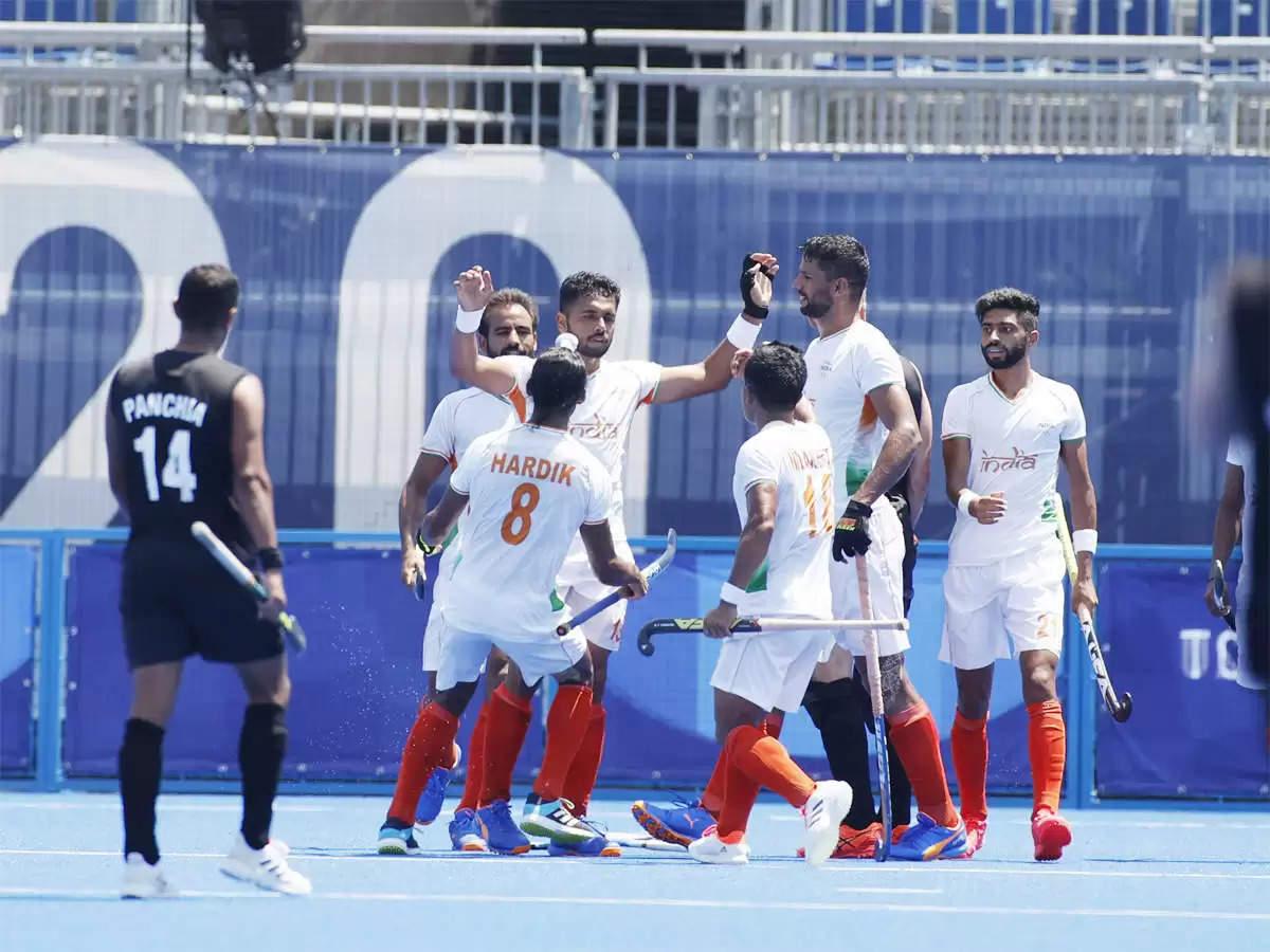 Hockey match today India beat New Zealand