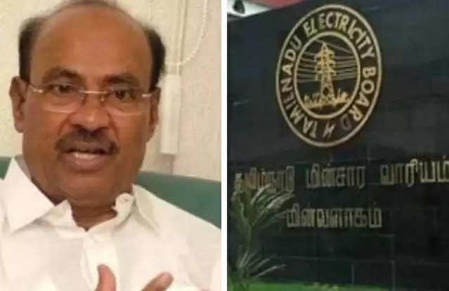 Tamil Nadu Electricity Board runs at a profit Ramadas idea