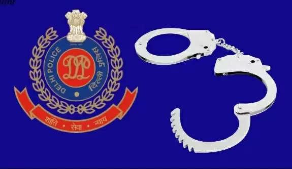 Pakistani terrorist arrested in Delhi sabotage operation
