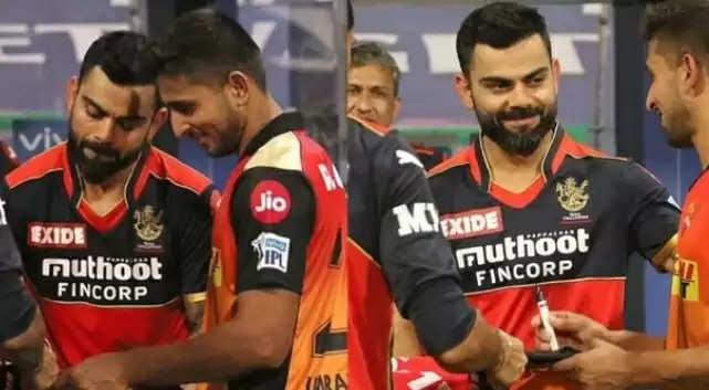Like the Hyderabad players, others should come Virat Kohli
