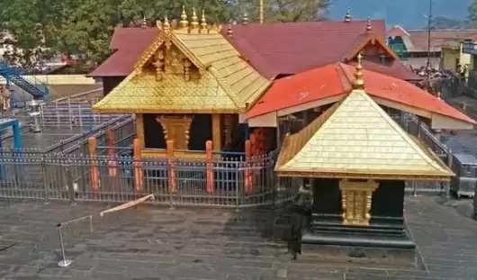 In Sabari, Capricorn Lantern Puja Permission for devotees