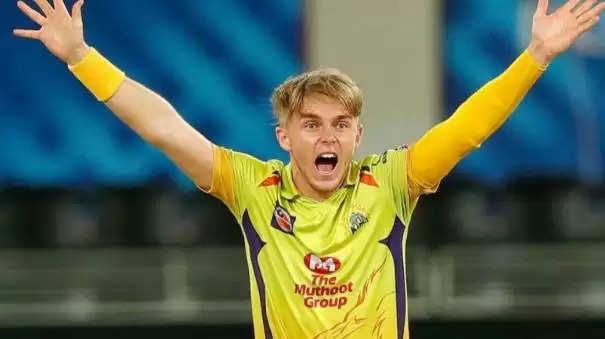 Sam Curran resigns from Chennai team