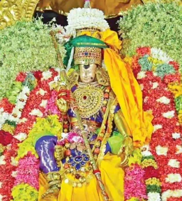 Madurai Meenakshi Amman Temple 10 day festival