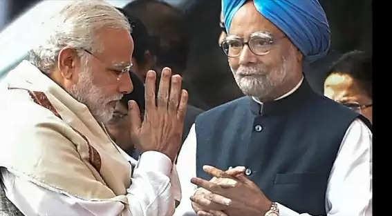 I pray for Manmohan Singh to live a healthy life Prime Minister Modi