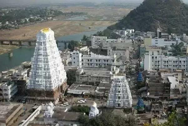 Srikalahasti Shiva Temple Tosha Nivardhi Puja till 20th