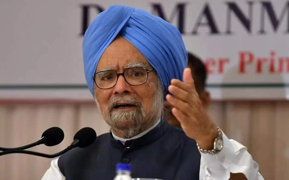 Too bad Manmohan Singh is upset
